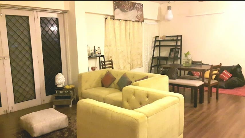 Heart of the City - Chennai - Apartamento