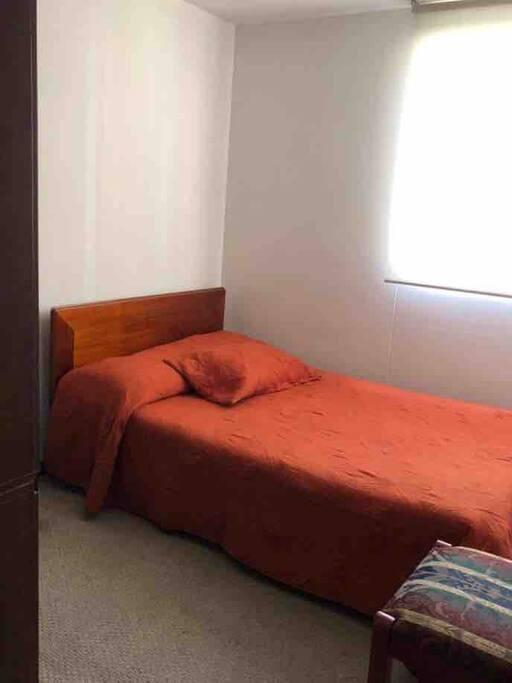 2da habitación con closet