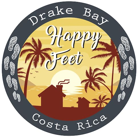 Casita y Tours Happy Feet Drake Bay - Room #1