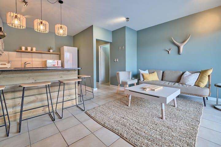 Knysna delightful stylish lux affordable Apartment