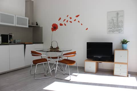 BOflat: Lovely flat with private courtyard