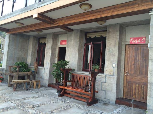 蜗牛雅居海边独栋别墅 - Taizhou - House