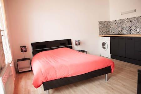 Studio à deux pas du centre ville - Périgueux - Apartmen