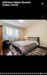 Your own room in confortable house near Montreal - Brossard
