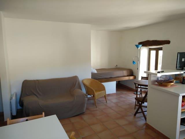 L'ORB - appartement au coeur du village