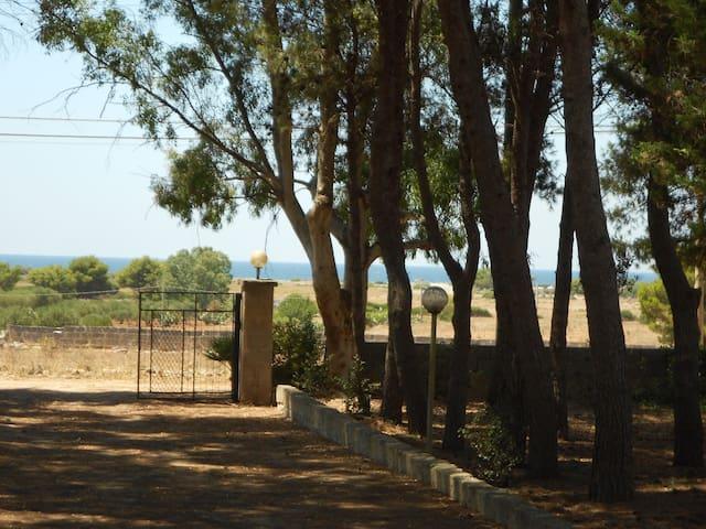 Villa Bellavista-Porto Selvaggio - Sant'Isidoro - Вилла