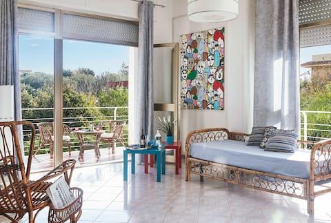 Villa Marina CaseSicule/villa Marina blu