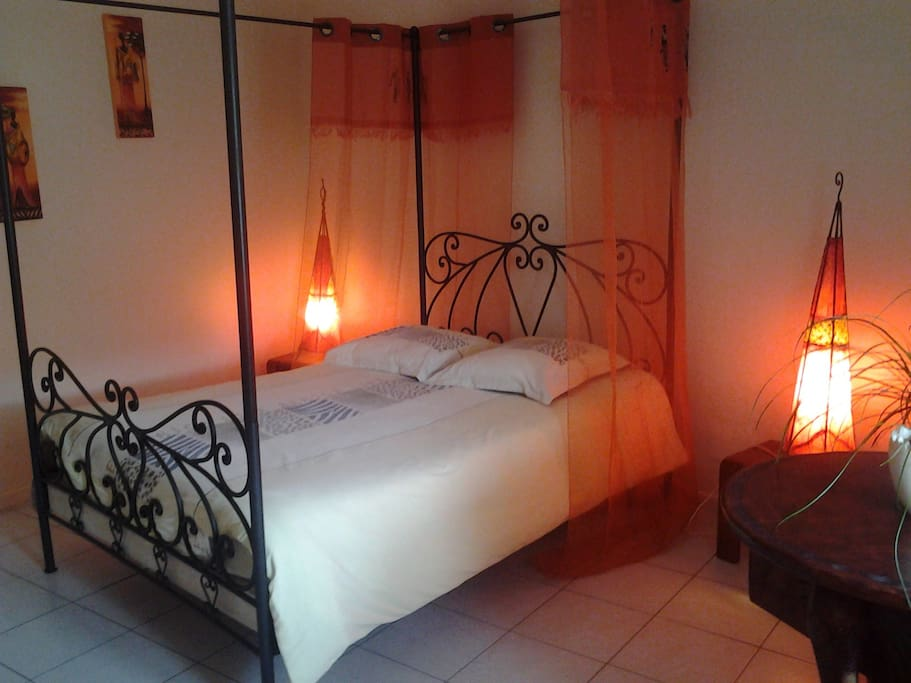 chambre Africa