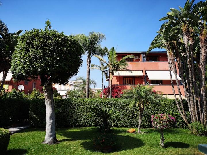 Casa vacanze con piscina e posto auto