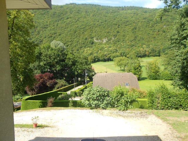 Appartement meublé entre Aix les Bains et Annecy - La Biolle - Apartment