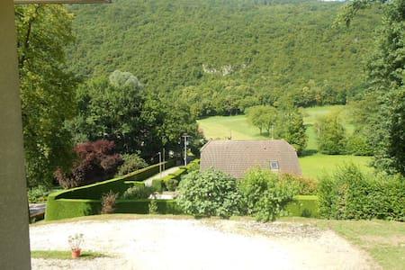 Appartement meublé entre Aix les Bains et Annecy - La Biolle - アパート