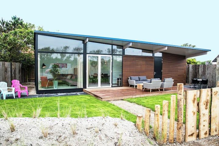 Elegant ontworpen huis in Callantsoog aan de kust
