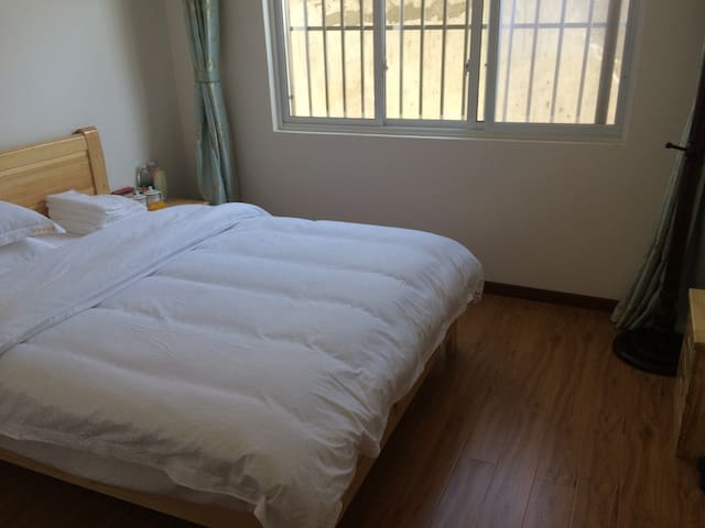 山卡卡公寓,单间有客厅有停车位 - 甘孜藏族自治州 - Apartment