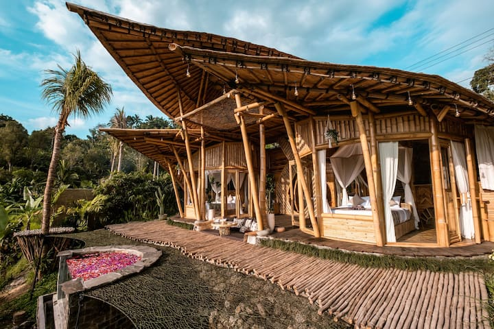 ✰ Camaya Bali Butterfly - Magical Bamboo House ✰