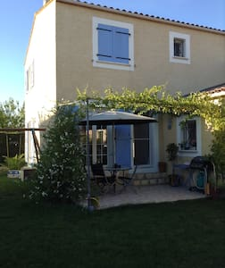 Charming 3-bedroom villa in the south of France - Boisseron