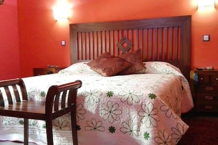 Casa con jacuzzi en la sierra - Casas del Abad - 獨棟