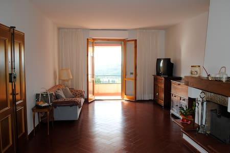 Light apartment in Chianti - Chiocchio - Lägenhet