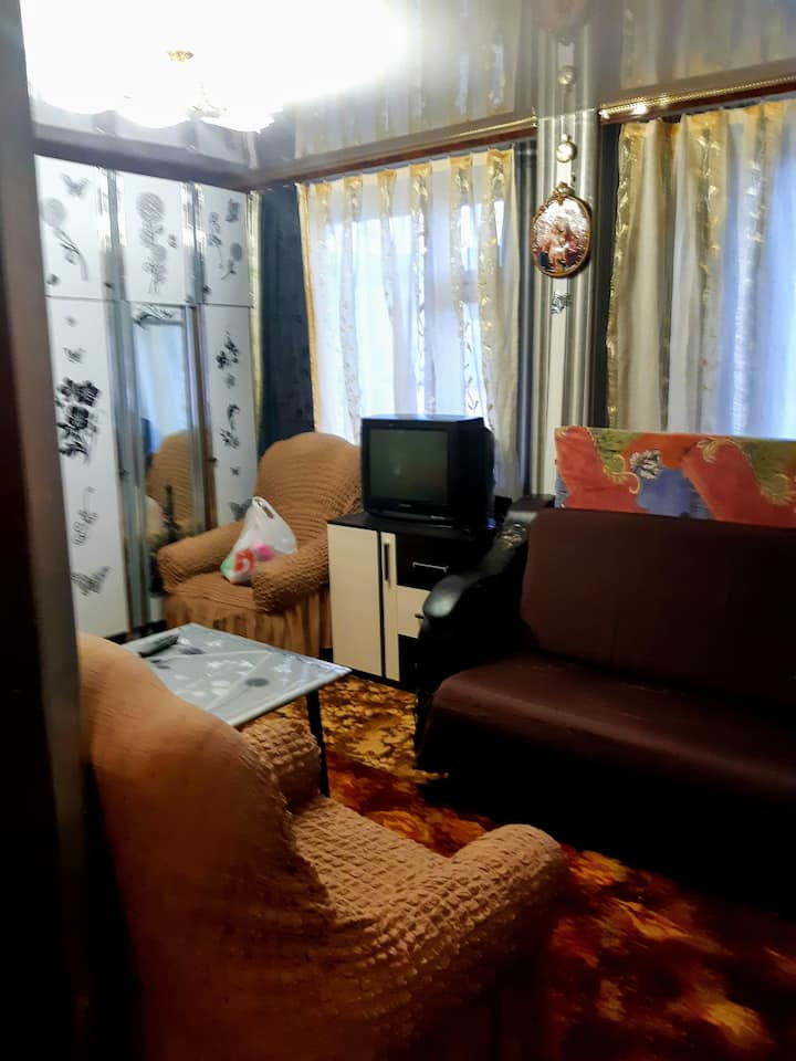 Уютная семейная квартира