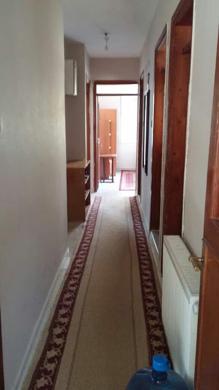 Dogalgazlı esyalı 3+1 dairemiz oda oda verilecktr.
