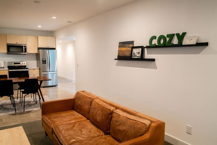 Basement Suite of Brand New LoHi Home