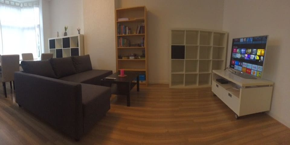 Comfortable room near central station - Rotterdam - Byt