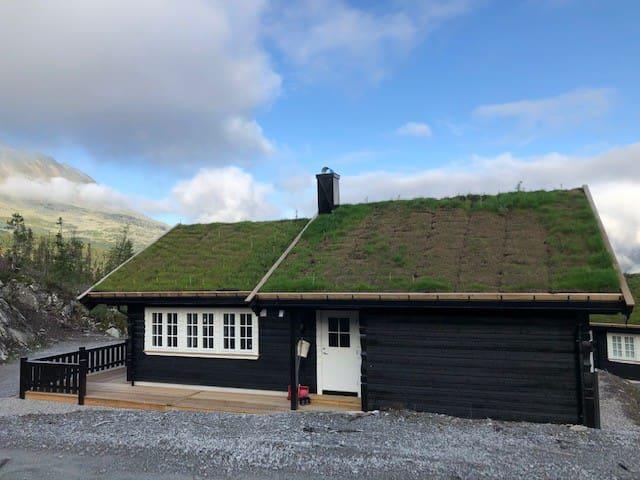 Newly Built Mountain lodge