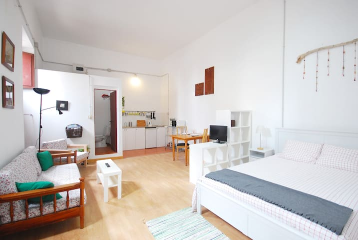Mini Studio close to airport - Carrizal - Wohnung