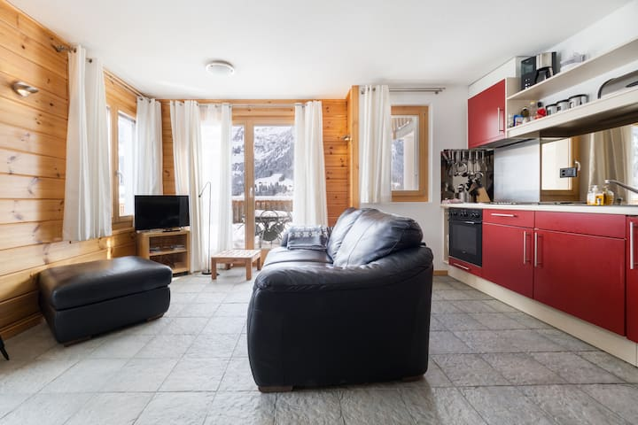 Apartment in  Champéry, Switzerland - Champéry - Lägenhet