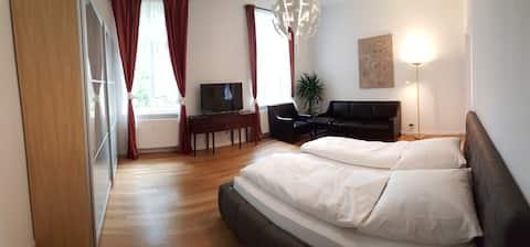 Großes 90 qm Apartment - 107