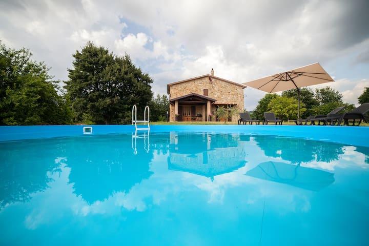 Poggio Bronzino, Montebuono - Sorano (Gr) - Sorano