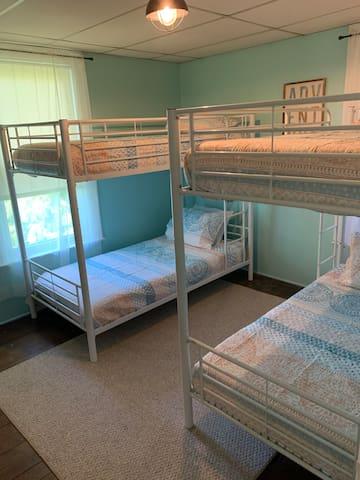 Kids' Bedroom (view from doorway)