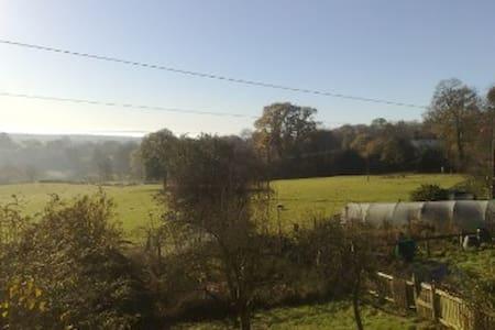 Wonderful rural retreat - Herefordshire - Hus