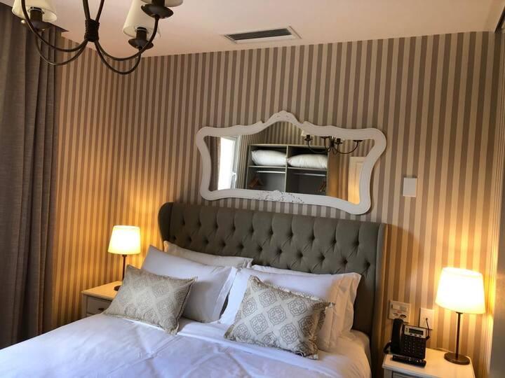 Quarto de Resort em Gramado