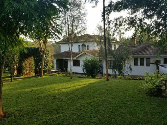 Luxurious Villa in Kitisuru