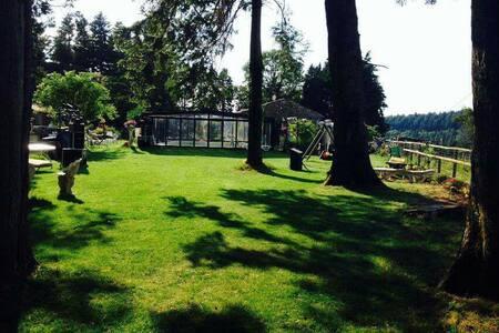 dans un beau domaine avec piscine - Verdun-en-Lauragais - Bed & Breakfast