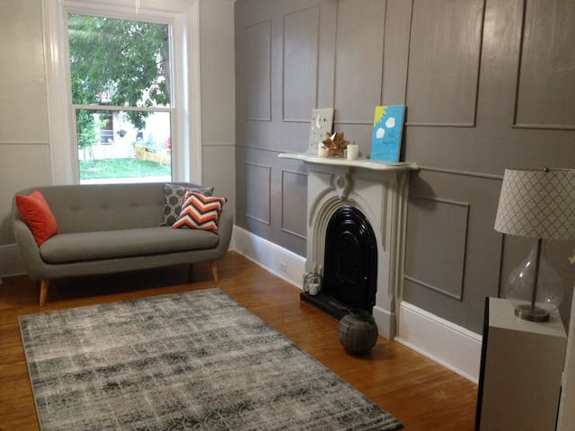 Relaxing & Healthy Room in Great Downtown Location - Kingston