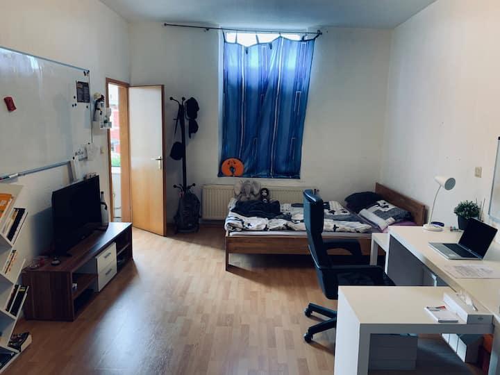 Ruhige Wohnlage, Nähe Innenstadt-1 bis 2 Gäste