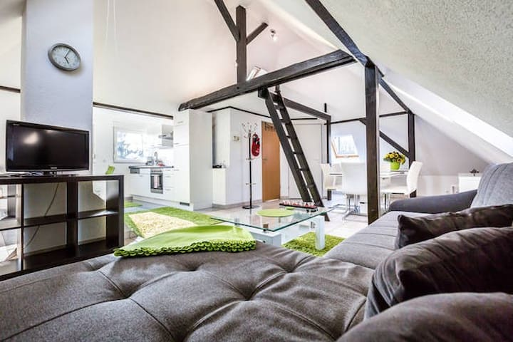 Oase Penthouse / Nice Apartment in Cologne-Bonn