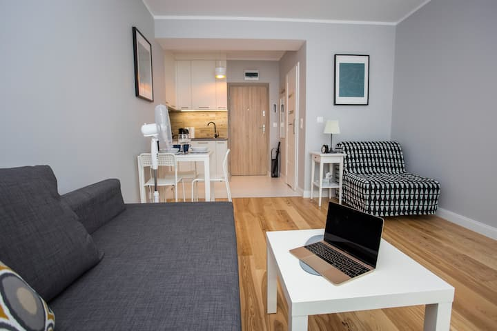 CR Wygodny Apartament w Centrum Nowy Świat 13