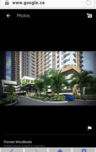 Pioneer Woodlands Park T3 - mandaluyong city - Wohnung