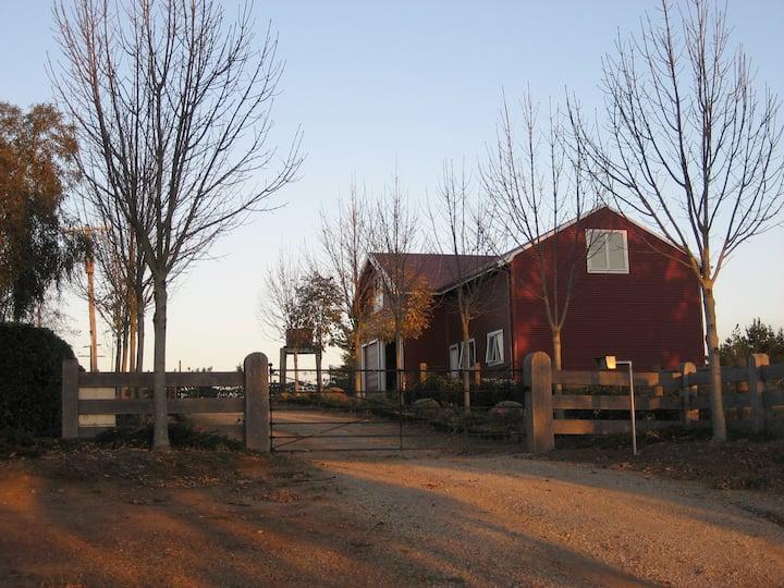 Red Barn Loft Accommodation