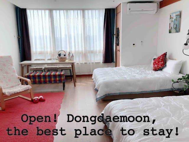 Mamas in Dongdaemoon *Free pocket wifi & Giga wifi