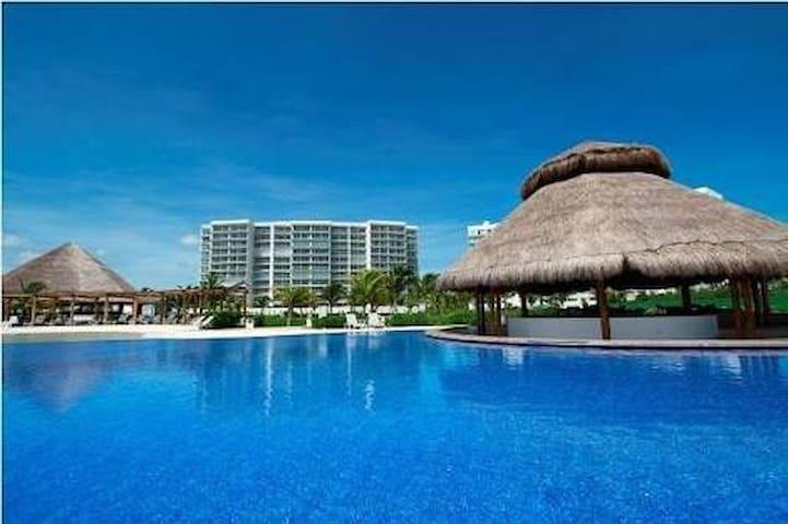 Cancun frente al mar - Cancún - Társasház