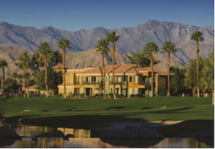 Marriott Desert Springs Villas!  1 bedroom - Palm Desert - Villa
