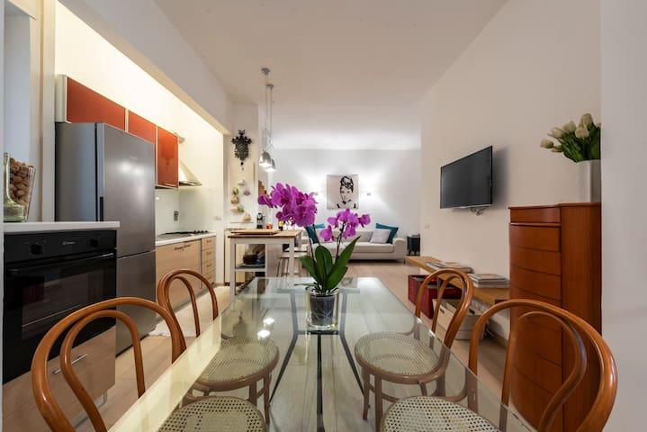 Romantico appartamento a Firenze/Fontanelli