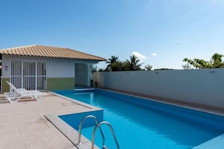 Apartamento na praia - Jacaraípe