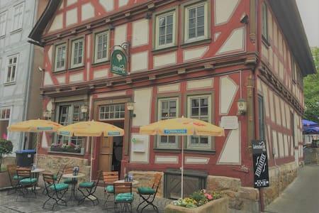 Entspannen und genießen inmitten der Altstadt - Alsfeld