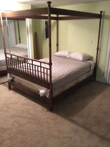 Spacious Basement Bedroom - Silver Spring - House
