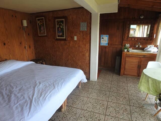 Cabaña 4 Kingsize Hotel Villa Bonita
