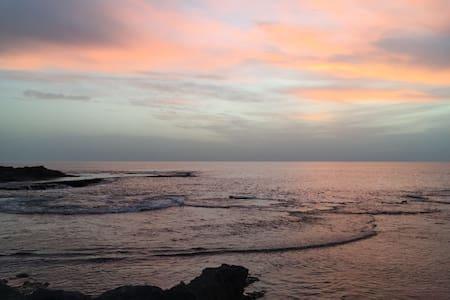 Summertime, Beach, Neve Yam - Casa